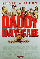 DADDY DAY CARE (Double Sided Regular) ORIGINAL CINEMA POSTER