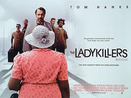 THE LADYKILLERS (DOUBLE SIDED) ORIGINAL CINEMA POSTER