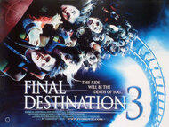 FINAL DESTINATION 3 (SINGLE SIDED) ORIGINAL CINEMA POSTER