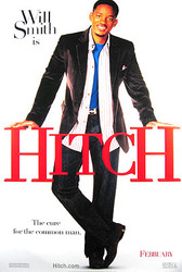 HITCH (Double Sided Advance) ORIGINAL CINEMA POSTER