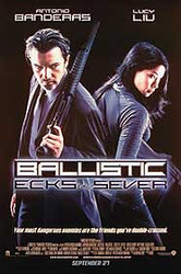 BALLISTIC : ECKS VS. SEVER (Double Sided Regular) ORIGINAL CINEMA POSTER