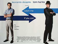 CATCH ME IF YOU CAN (Regular) ORIGINAL CINEMA POSTER
