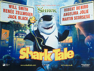 SHARK TALE (Regular) ORIGINAL CINEMA POSTER