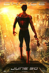 SPIDERMAN (Choice Reprint) (Double Sided - High Gloss) REPRINT POSTER
