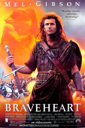 BRAVEHEART (Single Sided Reprint) REPRINT POSTER
