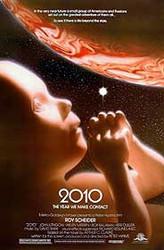 2010 (Single Sided) ORIGINAL CINEMA POSTER