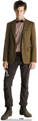 Doctor Who (Matt Smith) The 11th Doctor - BBC Dr Who / Dr. Who - Lifesize Cardboard Cutout / Standee