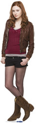 Amy Pond (Karen Gillan)  - BBC Doctor Who / Dr Who / Dr. Who - Lifesize Cardboard Cutout / Standee