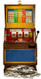 Fruit Machine (One Armed Bandit) - Lifesize Cardboard Cutout / Standee