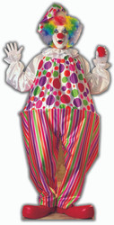 Party Clown - Lifesize Cardboard Cutout / Standee