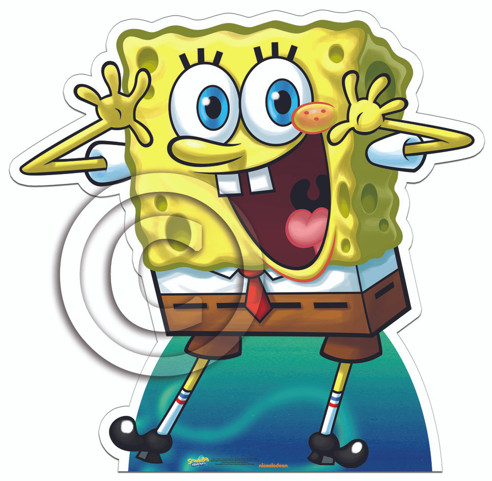 Spongebob Surprised Face