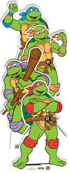 Teenage Mutant Ninja Turtles Set of 4