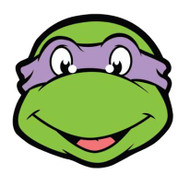 Donatello Face Mask