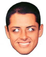 Chicharito Face Mask