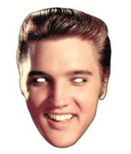Elvis Presley Face Mask