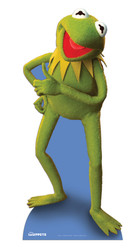 Kermit the Frog Cutout