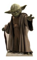 Yoda Star Wars Cardboard Cutout