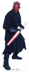 Darth Maul Star Wars Cardboard Cutout