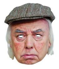 Grandad Brown Face Mask