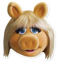 Miss Piggy Face Mask