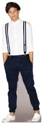 Louis Tomlinson Lifesize Cardboard Cutout / Standee -One Direction