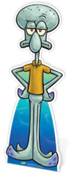 Squidward Cardboard Cutout