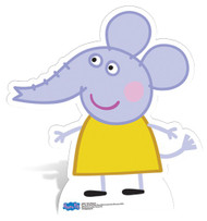 Emily Elephant Cardboard Cutout