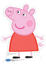 Peppa Pig Cardboard Cutout