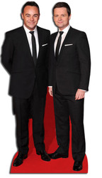 Ant and Dec Cutout