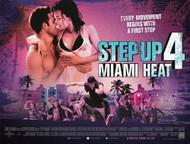 STEP UP 4: MIAMI HEAT Poster (Quad)
