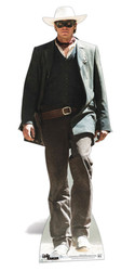 The Lone Ranger Lifesize Cardboard Cutout / Standee (Armie Hammer)