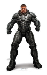 Man Of Steel - General Zod cutout