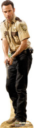 Rick Grimes The Walking Dead Lifesize Cardboard Cutout