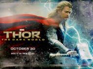 Thor The Dark World Movie Poster