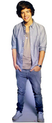 Harry Styles Cardboard Cutout - Casual Style