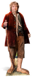 Bilbo Baggins Cardboard Cutout from The Hobbit