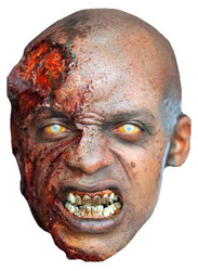 The Walking Dead Bleeding Zombie Party Face Mask