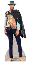 Clint Eastwood as Blondie in The Good The Bad and The Ugly Lifesize Cardboard Cutout