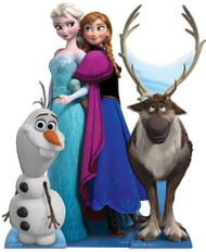 Frozen Cardboard Cutout Collection