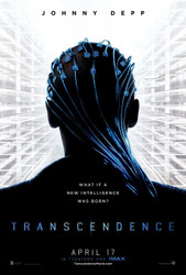 Transcendence Original Movie Poster One Sheet