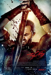 300 Rise Of An Empire Original Movie Poster One Sheet
