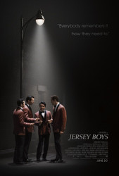 Jersey Boys Original Movie Poster