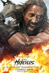 Hercules Original Movie Poster