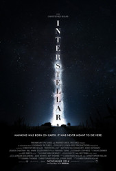 Interstellar Original Movie Poster