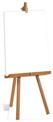 Large Blank Notice Board Cardboard Cutout