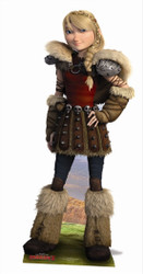 Astrid from How To train Your Dragon 2 Cardboard Cutout