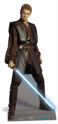 Anakin Skywalker from Star Wars Cardboard Cutout