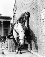 Lee Marvin  Cat Ballou Movie Photo