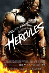Hercules Original Movie Poster