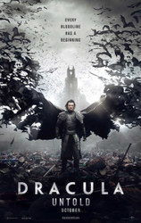 Dracula Untold Original Movie Poster